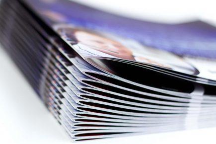 Печать листовок и буклетов в Минске